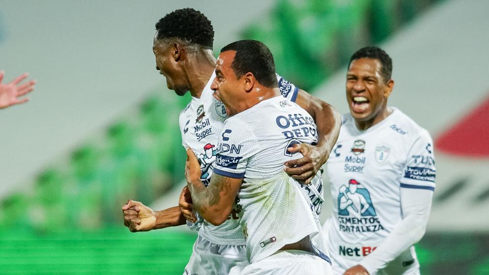 Partidos de hoy: Santos vs Pachuca: Resumen, goles y resultado en video del  repechaje del Apertura 2020 | MARCA Claro México