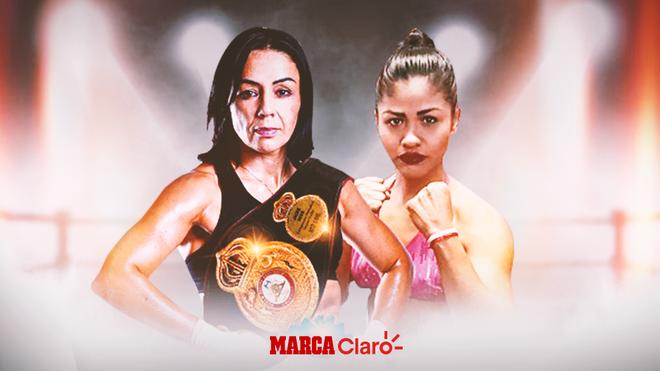 Noche de Box en vivo: Nava vs Corona en la categoría de los...