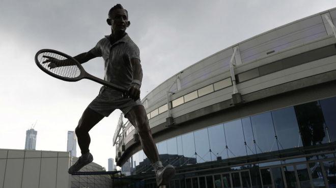 Tennis Australia anunciará en dos semanas las fechas de Melbourne