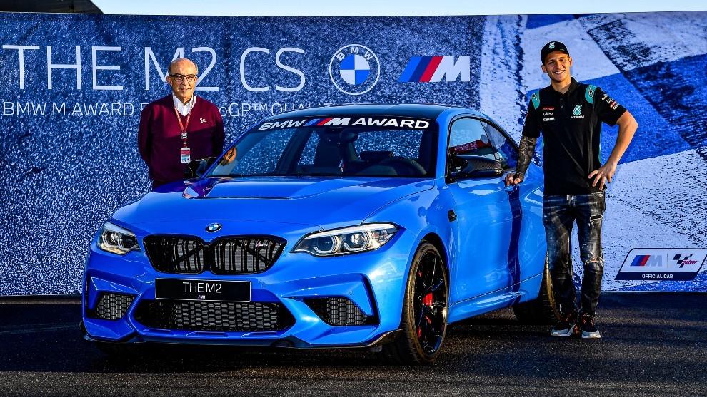 Fabio Quarataro BMW M Award 2020