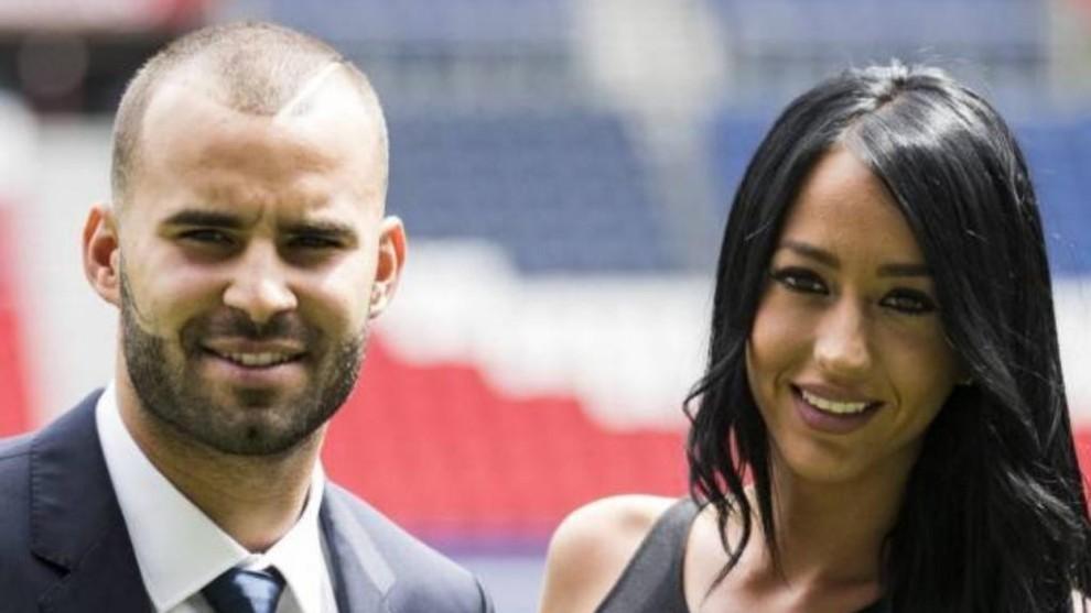 Jesé Rodríguez y Aurah Ruiz inician una segunda oportunidad.