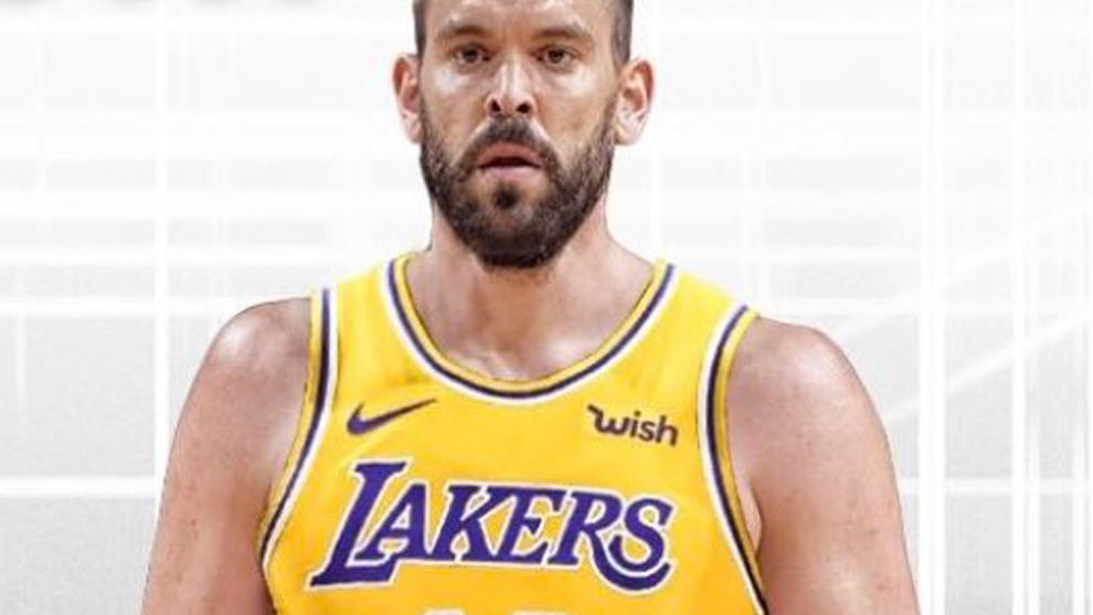 LA Lakers sign Marc Gasol | Marca