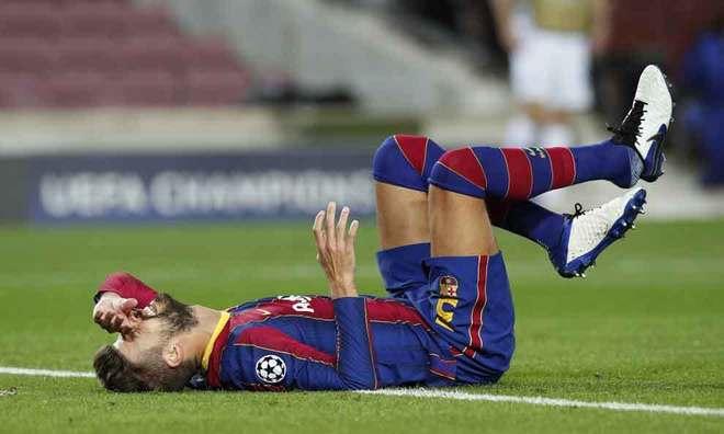 El Barcelona no podría comprar a un nuevo defensa para suplir a...