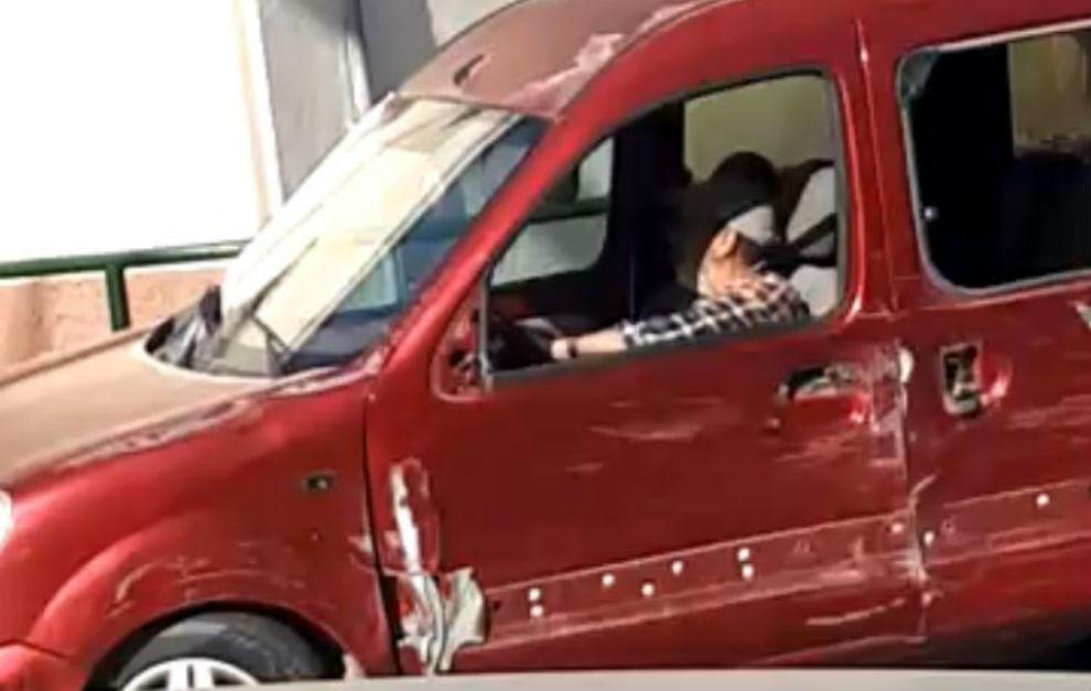 El conductor detenido es un vecino de Torre-Pacheco de 55 años.