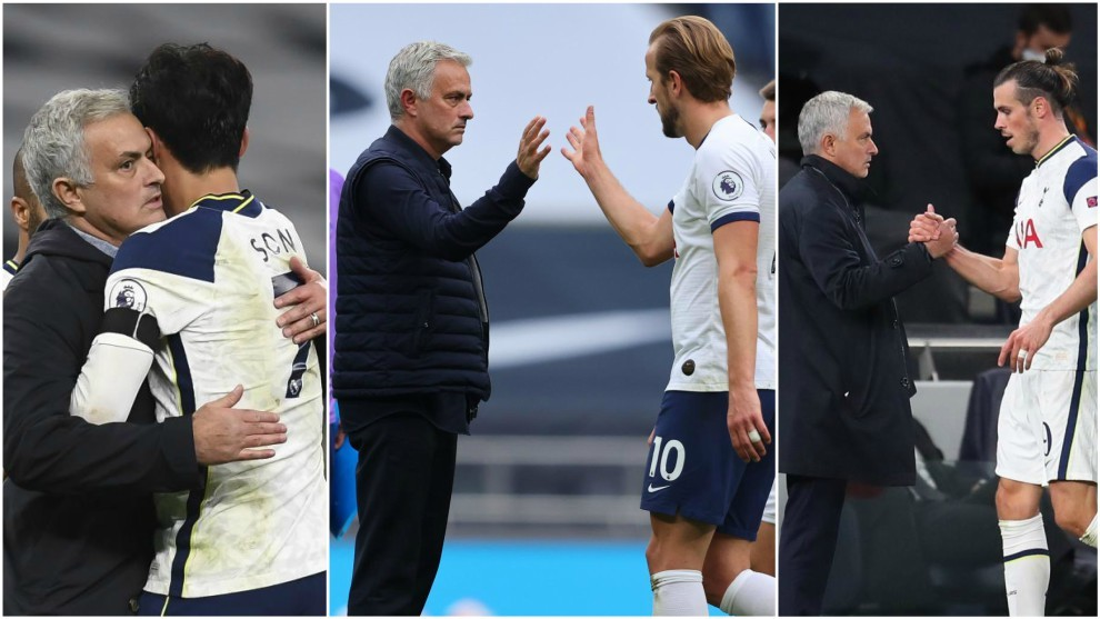 Ex-Tottenham boss Sherwood: Mourinho has brainwashed his players!
