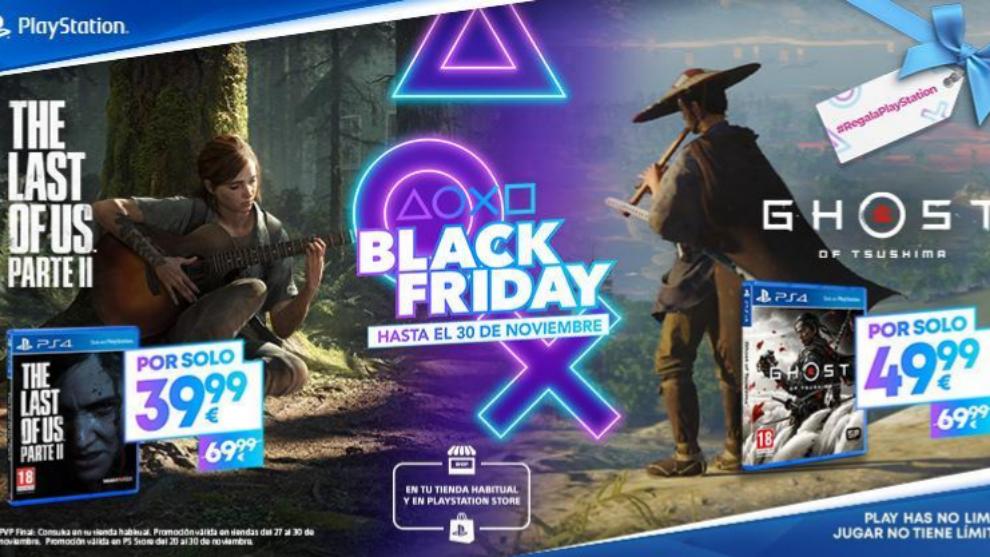 Black Friday en PlayStation Store: se adelantan las Navidades | Marca.com