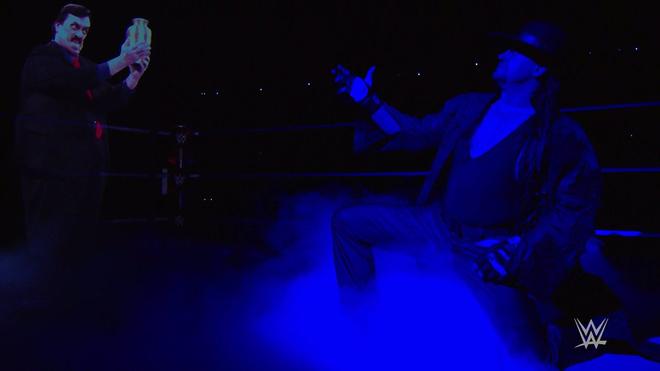 Despedida Undertaker de la WWE