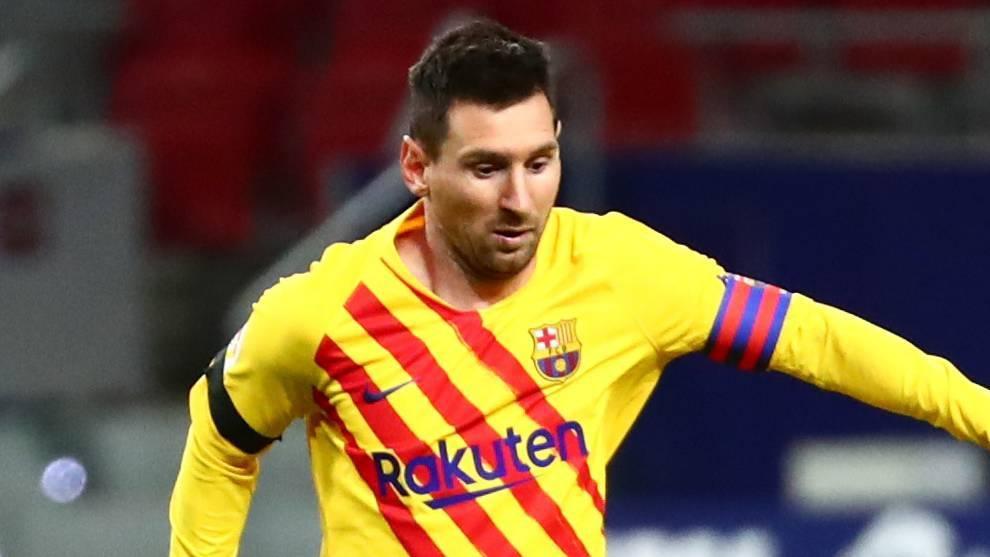 Messi, fuera de la lista para enfrentarse al Dinamo en Champions