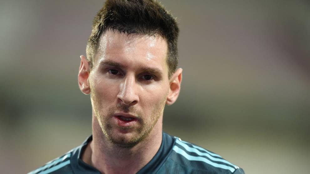 Messi no entraría en los objetivos del Manchester City