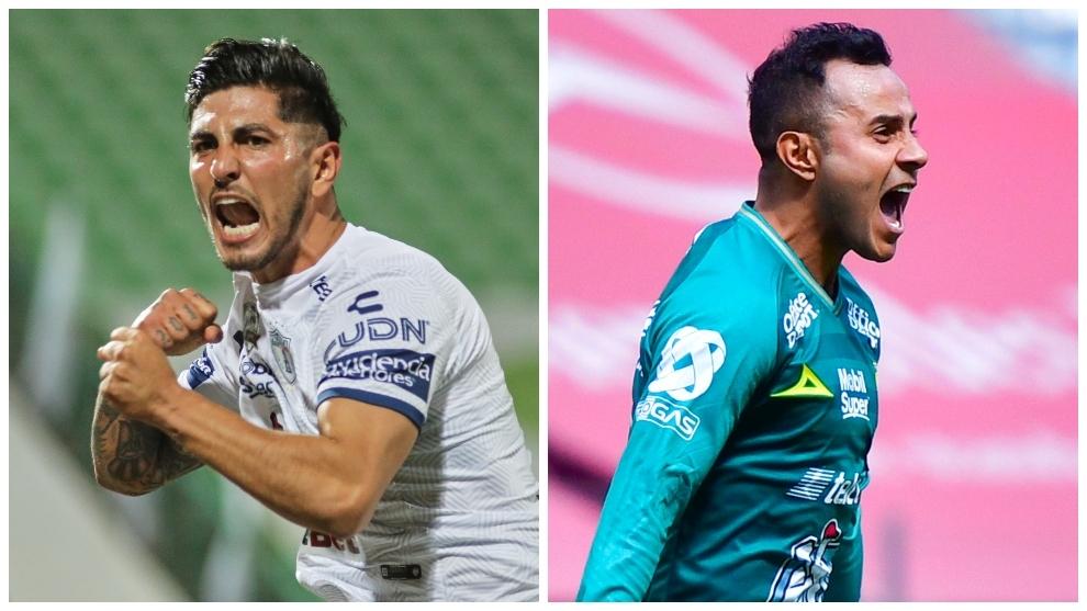 Los partidos en casa del León y Pachuca de Liguilla se verán por...