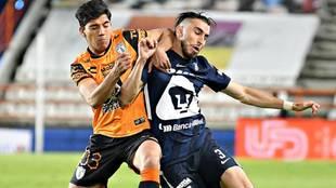 Pumas vs Pachuca, por las semifinales de la Liga MX