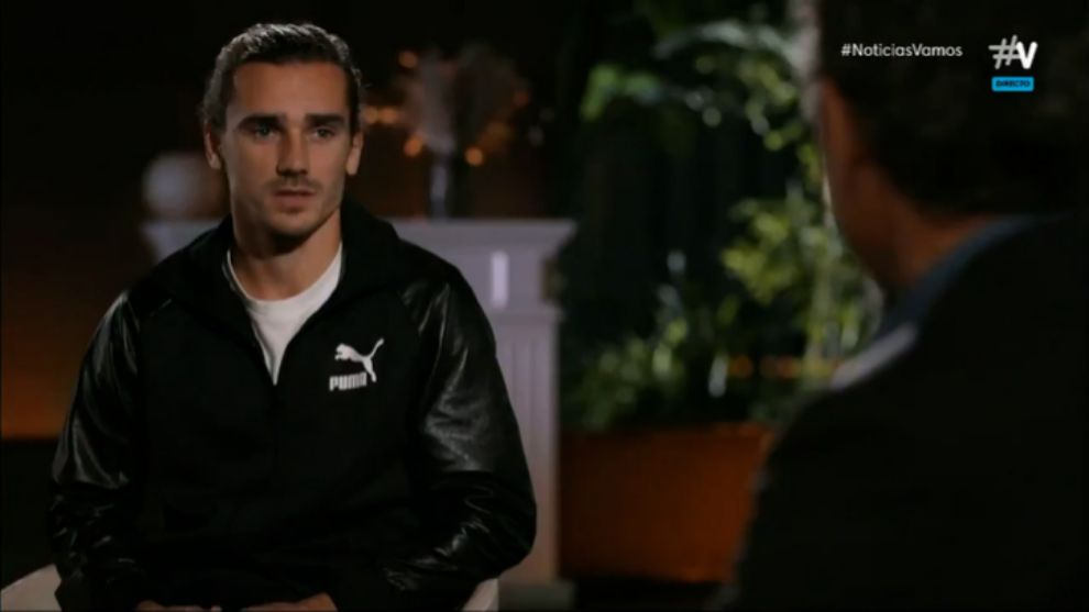 Griezmann: I spoke with Messi when I arrived he told me he was screwed when I first turned Barcelona down