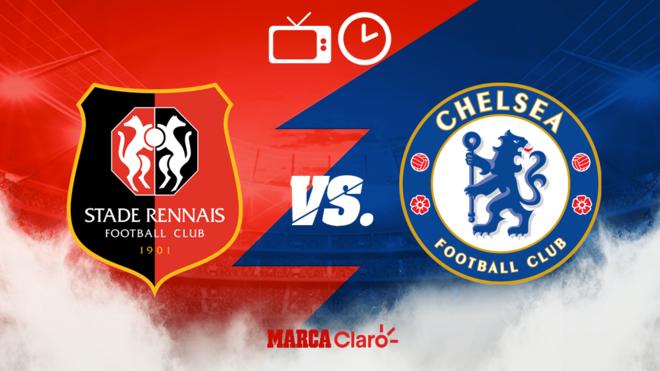 Partidos De Hoy Stade Rennes Vs Chelsea Horario Y D U00f3nde