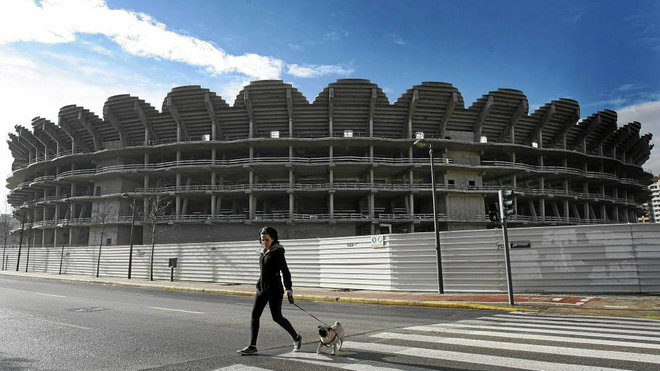 El Ayuntamiento de Valencia presiona con la caducidad de la ATE del...