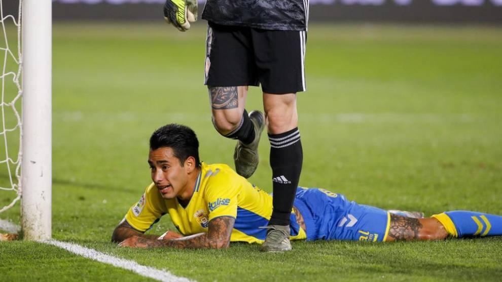 Sergio Araujo y las lesiones que nunca acaban