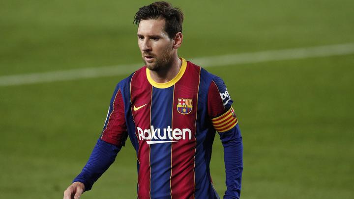 OJO: El megacontrato que le ofrecería el Manchester City a Messi