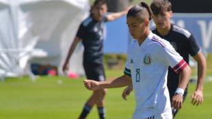 Benjamín Galdames prefiere jugar con la selección mexicana