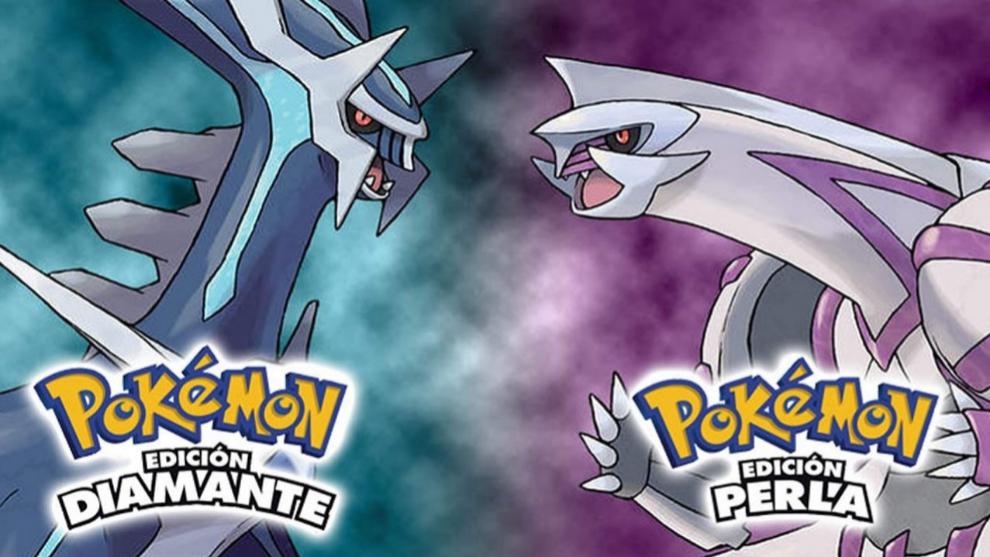 Dialga y Palkia fueron los protagonistas de Pokémon Diamante y Perla.