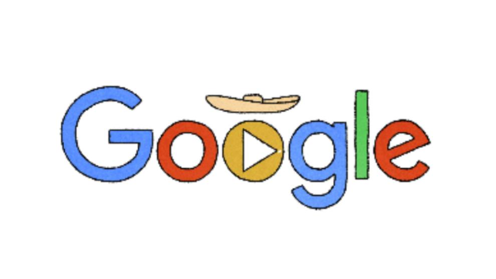 El mariachi aparece en el doodle de Google