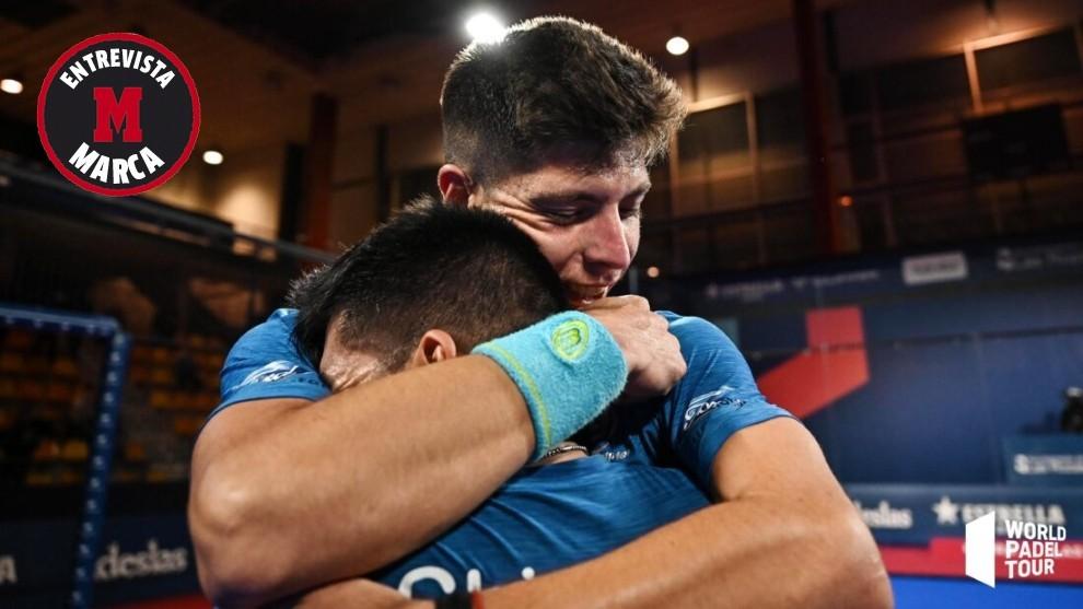 """Juan Tello y Fede Chingotto: """"Somos como hermanos y eso nos mantiene unidos"""""""