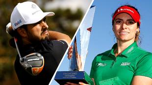 Gaby López y Abraham Ancer podría representar a México