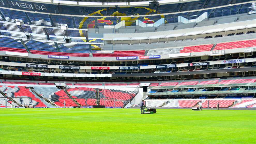 El Estadio Azteca no abrirá sus puertas, aunque exista permiso...