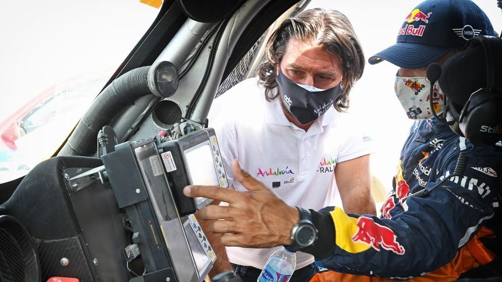 Roadbook digital, limitación de neumáticos, slow zones... las novedades del Dakar 2021