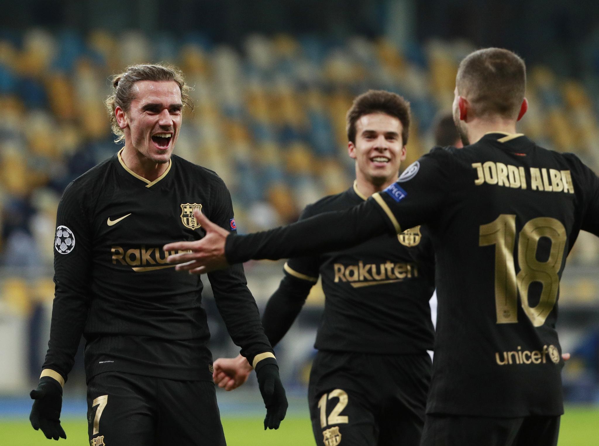 Marcador final: Dynamo Kiev vs Barcelona: resumen, resultado y goles del  partido de la Champions League 2020 | MARCA Claro México