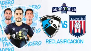 Streaming online: Tampico vs Tapatio en vivo y en directo; Repechaje...