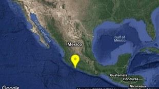 Se presenta otro sismo en el estado de Nuevo León.
