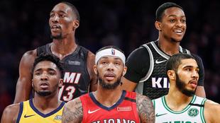 Mercado de fichajes de la NBA 2020: rumores, traspasos y fichajes
