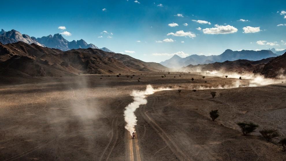 Hoy se desvelará el recorrido del Dakar 2021.