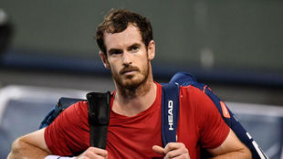 Andy Murray, en un torneo.