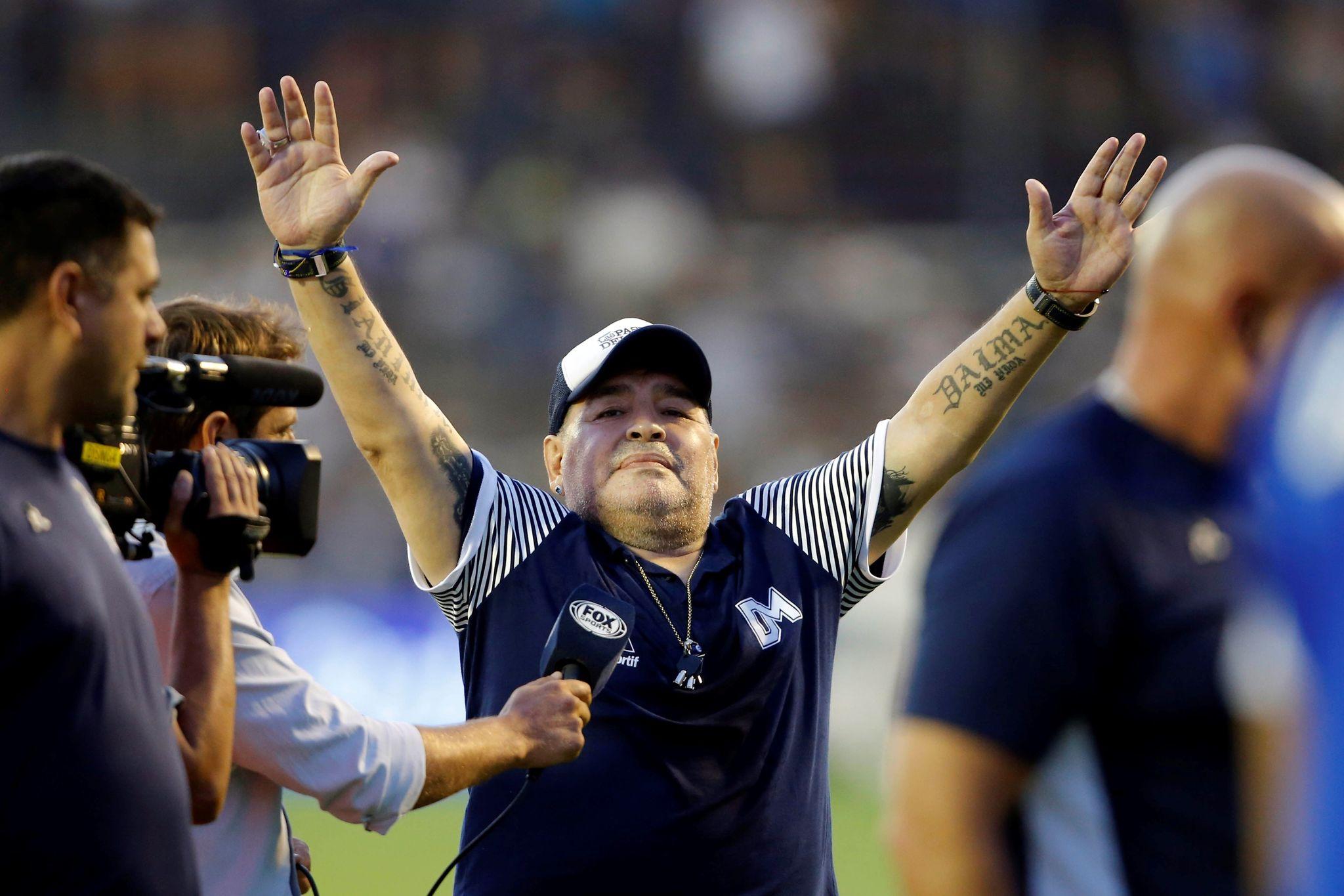 Maradona dies: All the latest reaction