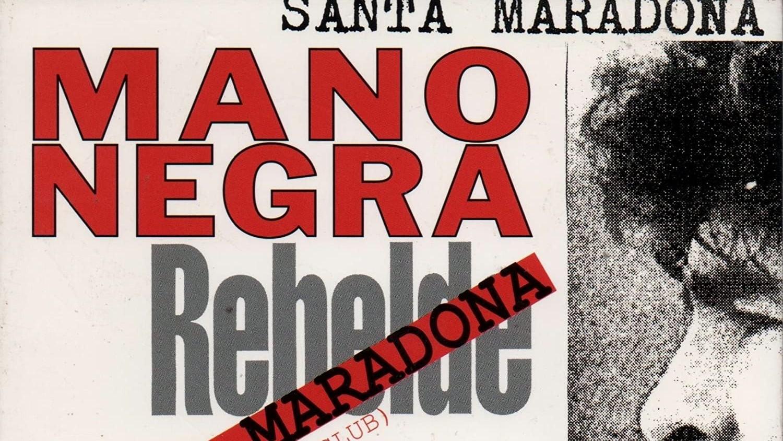 Maradona muere - musica