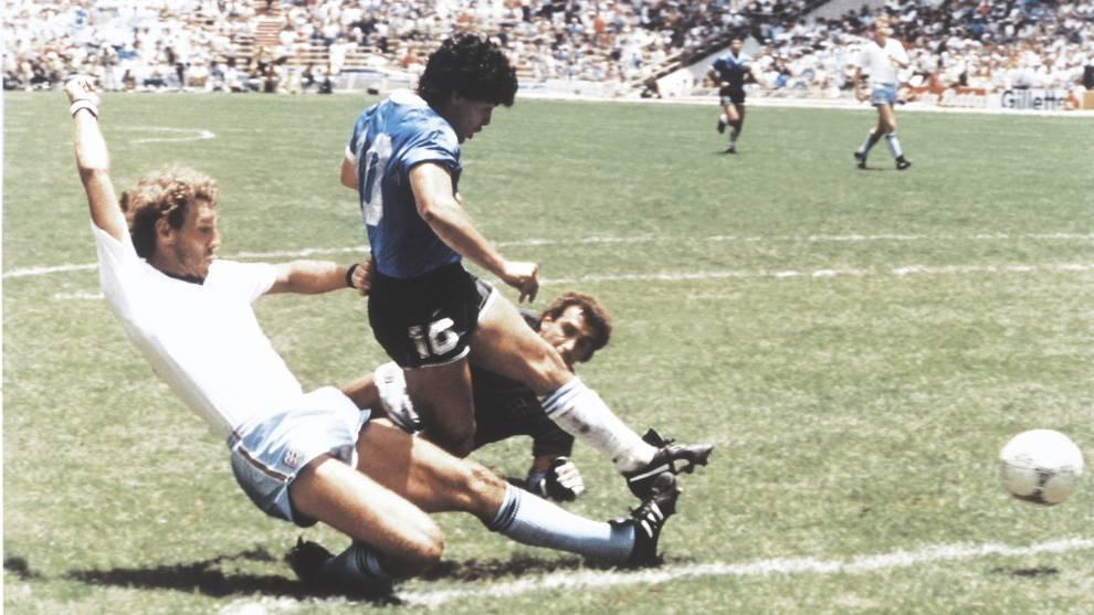 Maradona, la zurda que hizo soñar al mundo