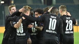 El Borussia Monchengladbach es uno de los equipos revelación de esta...