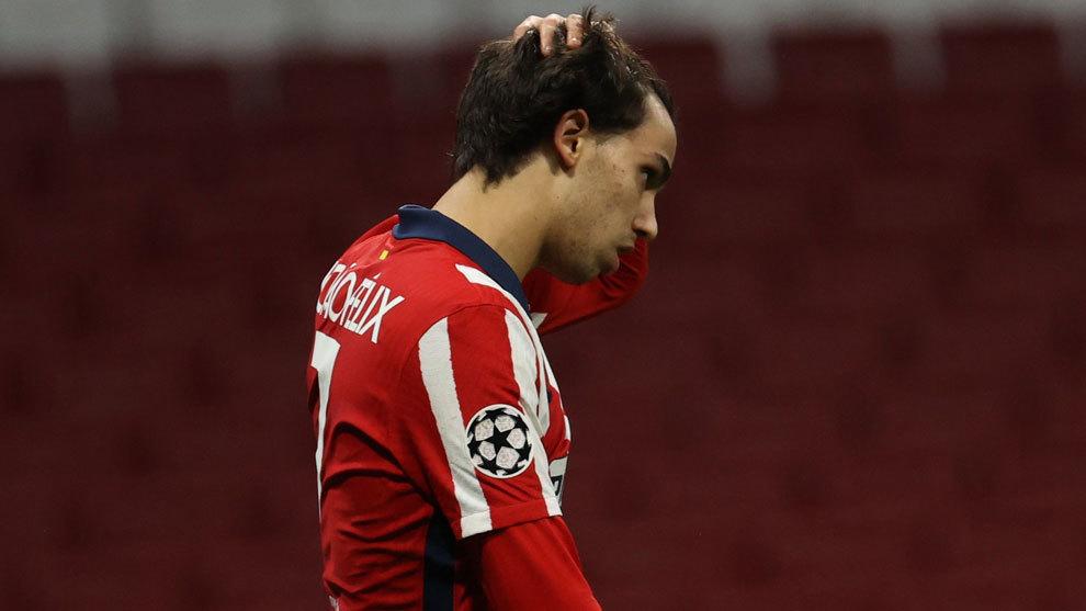 El Atlético se queda sin fondo... y se complica