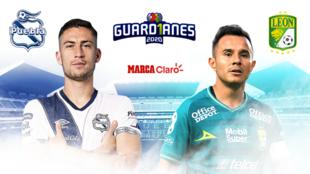 Liga MX en vivo: Puebla vs Leon en vivo y en directo online; Liguilla...