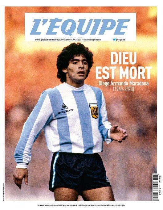 Fallece Diego Armando Maradona al sufrir un paro cardíaco  16063465967625