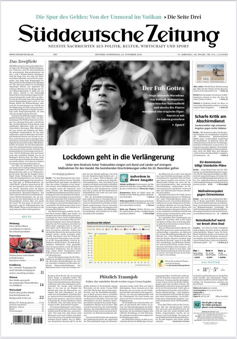 Fallece Diego Armando Maradona al sufrir un paro cardíaco  16063465985208