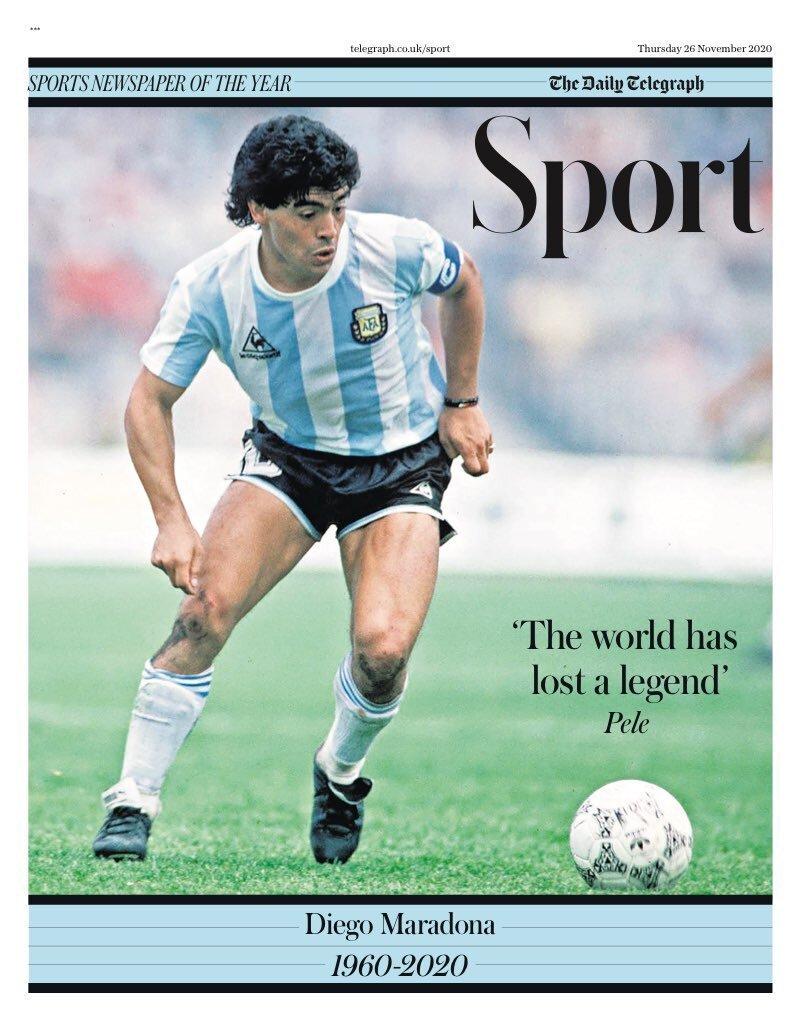 Fallece Diego Armando Maradona al sufrir un paro cardíaco  16063465996390