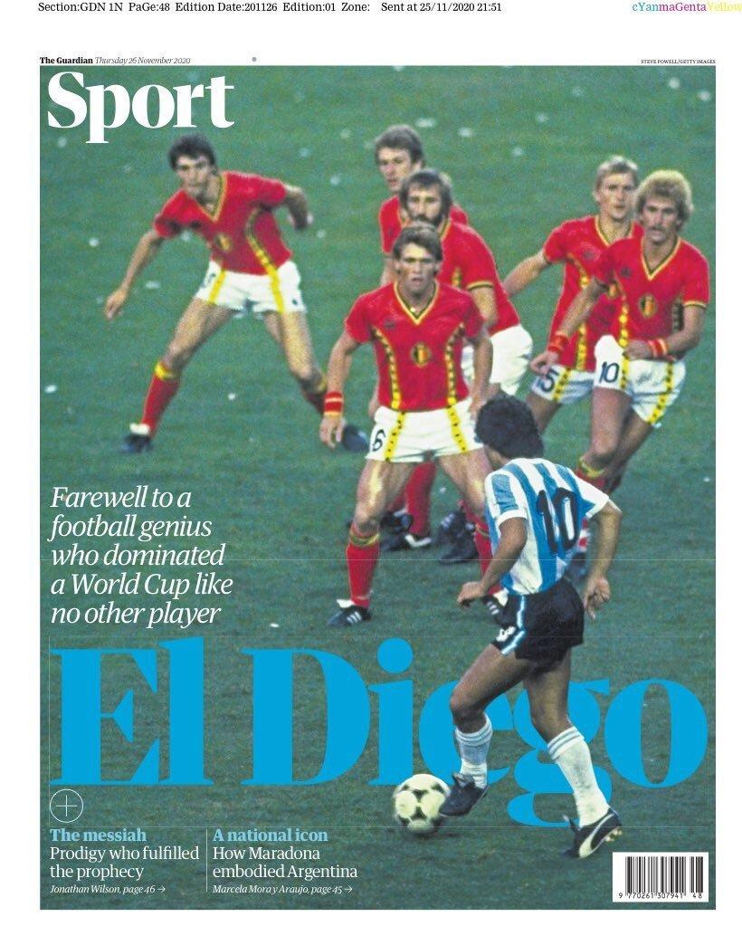 Fallece Diego Armando Maradona al sufrir un paro cardíaco  16063466001197