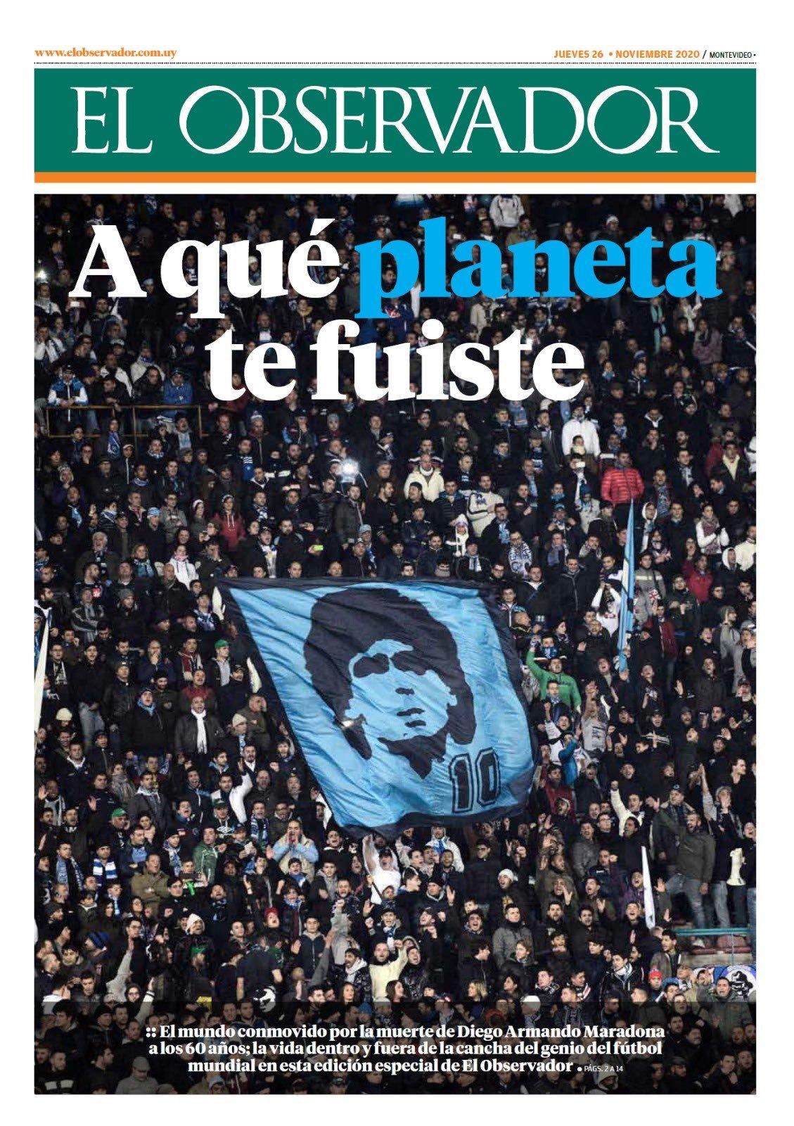 Fallece Diego Armando Maradona al sufrir un paro cardíaco  16063472288883