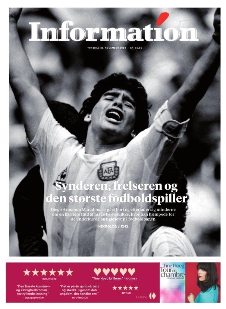 Fallece Diego Armando Maradona al sufrir un paro cardíaco  16063478872370