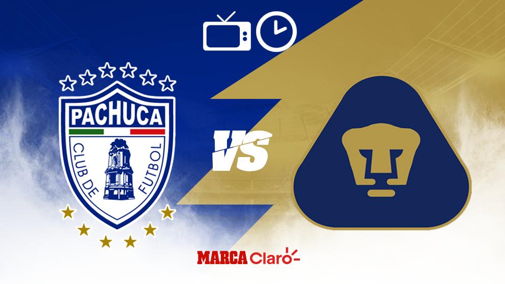 Pachuca vs Pumas: Dónde ver en directo online el partido de la...