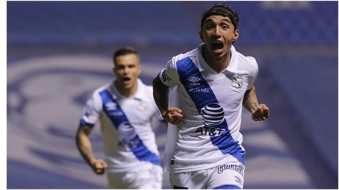 Puebla derrotó a León en la ida de los cuartos de final del...