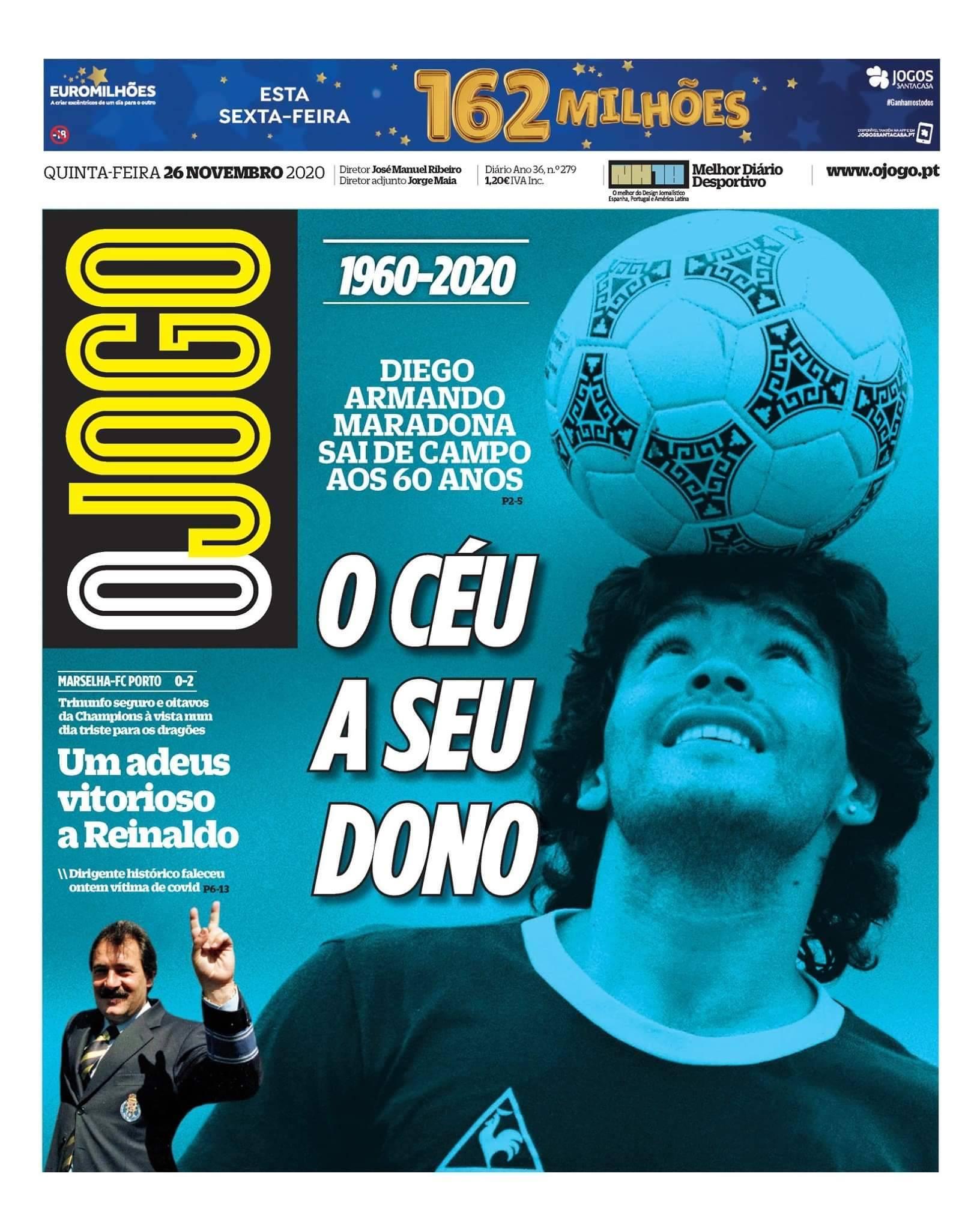 Fallece Diego Armando Maradona al sufrir un paro cardíaco  16063723681091