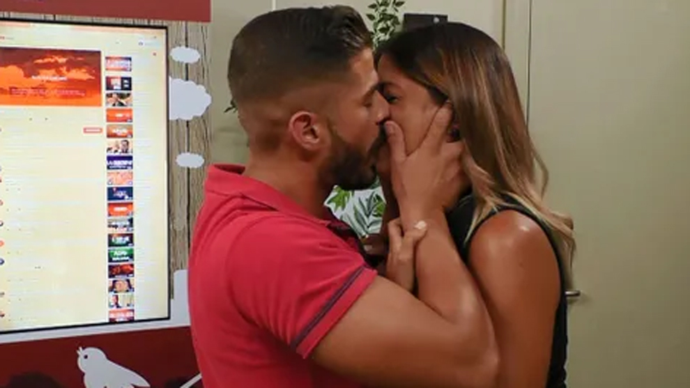 La cobra en First Dates de Miriam a Alberto pasa a la historia de la...