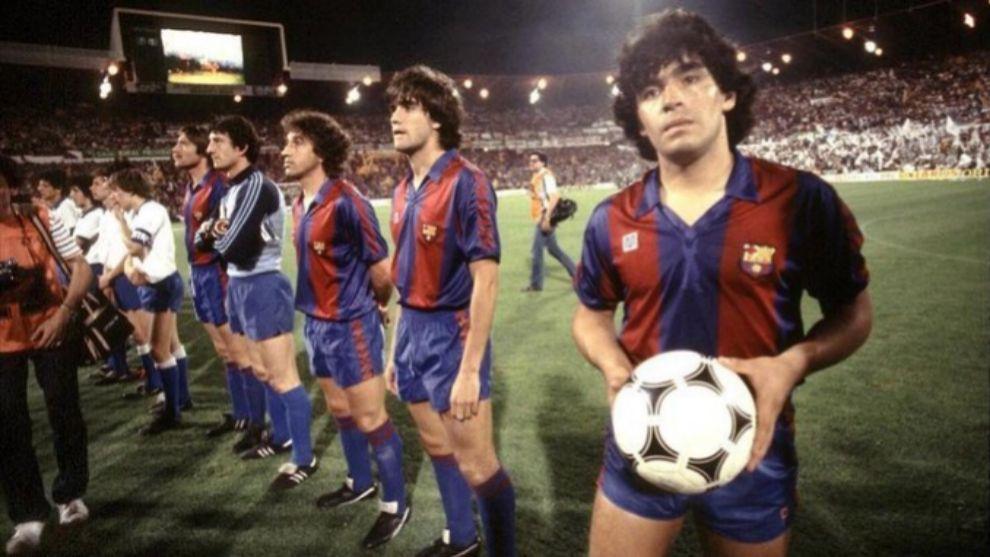 """Julio Alberto: """"Maradona era bueno, pero no tonto"""""""